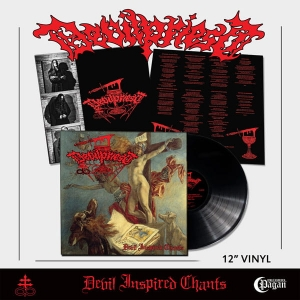 DEVILPRIEST Devil Inspired Chants LP