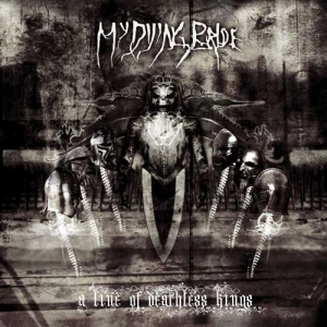 MY DYING BRIDE A Line of Deathless Kings CD