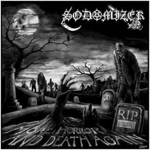 SODOMIZER More Horror And Death LP