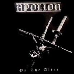 APOLION / ESWIEL On the Altar / Angel of the Burning Abyss EP