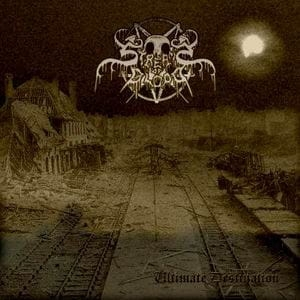 STREAMS OF BLOOD Ultimate Destination CD