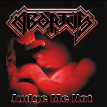 ABORTUS Judge Me Not CD