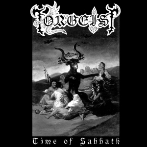 TORGEIST Time of Sabbath CD