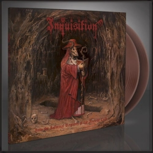 INQUISITION Into The Infernal Regions of The Ancient Cult 2LP