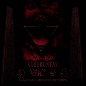 ACHERONTAS Amenti CD-digipack