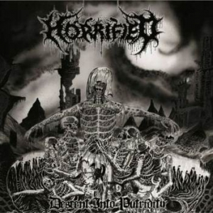 HORRIFIED Descent into Putridity CD