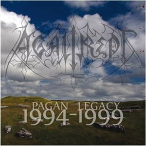 AGALIREPT Pagan Legacy 1994-1999 CD