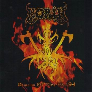 NORTH Demo'ns Of Fire 93/94 CD