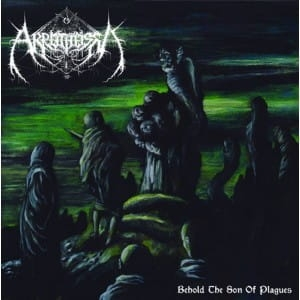 AKROTHEISM Behold the Son of Plagues CD