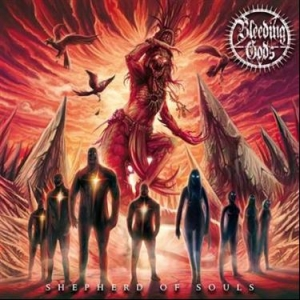 BLEEDING GODS Shepherd Of Souls CD