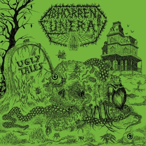 ABHORRENT FUNERAL Ugly Tales CD