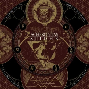 ACHERONTAS / SLIDHR Death Of The Ego / Chains of the Fallen LP