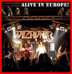 WITCHUNTER Alive in Europe! EP