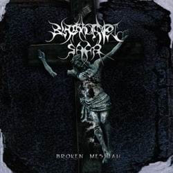 BLACKHORNED SAGA Broken Messiah CD