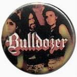 BULLDOZER - button badge