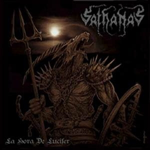SATHANAS La Hora De Lucifer CD (ASIAN EDITION)
