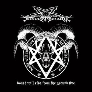 PANDEMONIUM Bones Will Rise From the Ground Live CD