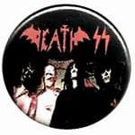 DEATH SS - button badge
