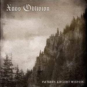 XAOS OBLIVION Nature's Ancient Wisdom CD