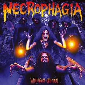 NECROPHAGIA White Worm Cathedral CD-digipack