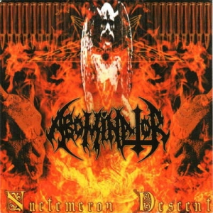 ABOMINATOR Nuctemeron Descent  CD