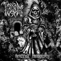 THRONEUM Deathcult Conspiracy LP