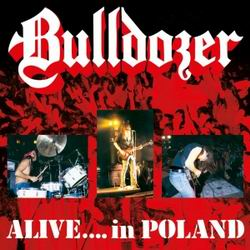 BULLDOZER Alive In Poland CD-digipack