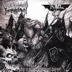 THORNSPAWN / KILL United In Hell's Fire LP