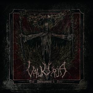 VALKYRJA The Antagonist's Fire LP
