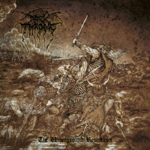 DARKTHRONE The Underground Resistance CD