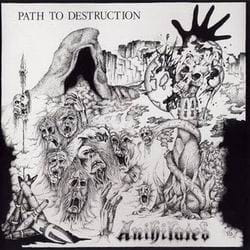 ANIHILATED Path To Destruction / Speedwell CD