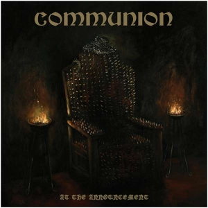 COMMUNION At the Announcement CD