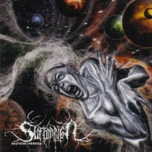 SUFFEREIGN Secreted Insanity CD