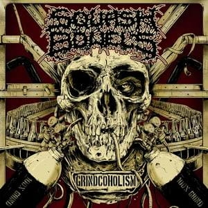 SQUASH BOWELS Grindcoholism CD