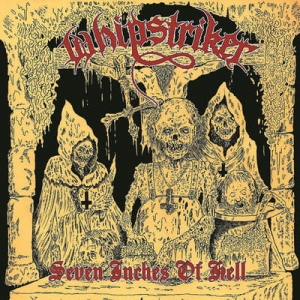 WHIPSTRIKER Seven Inches of Hell 2LP
