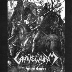 GRAVEWURM Funeral Empire CD