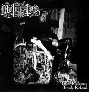 MUTIILATION Black Millenium (Grimly Reborn) CD