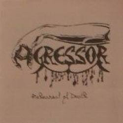 AGRESSOR Rehearsal of Death CD