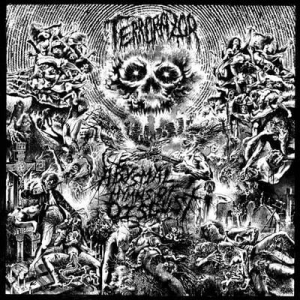 TERRORAZOR Abysmal Hymns Of Disgust CD