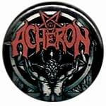 ACHERON - button badge
