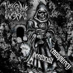 THRONEUM Deathcult Conspiracy CD