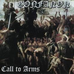 GONFANON Call To Arms CD