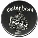 MOTORHEAD Ace of Spades - przypinka - button badge