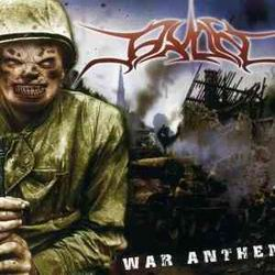 AXON War Anthems MCD