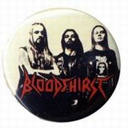 BLOODTHIRST Band - button badge