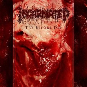 INCARNATED Try Before Die CD