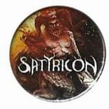 SATYRICON Satyricon - przypinka - button badge