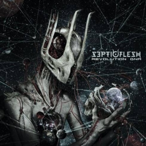 SEPTICFLESH Revolution DNA CD-digipack