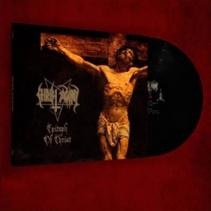 CHRIST AGONY Epitaph of Christ LP