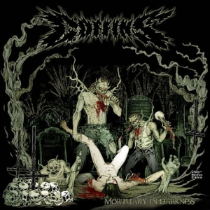 COFFINS Mortuary In Darkness CD-digipack